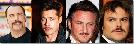 stars mustaches