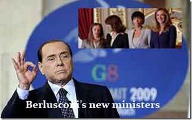 Berlusconi ministers