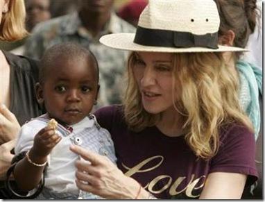 Madonna Reuters 2007