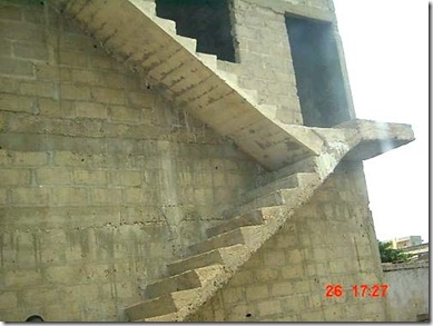 stairs india