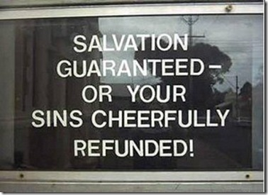church_salvation