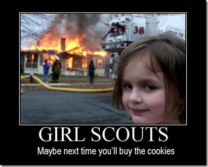 little girl cookies