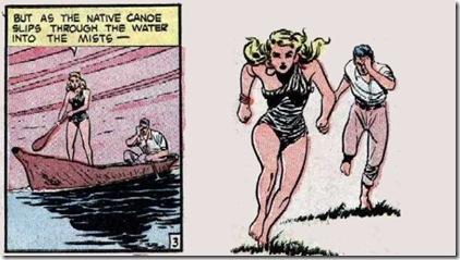 From Cavegirl comic
