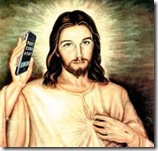 jesus phone