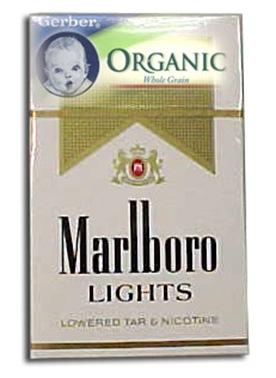 gerber cigarettes