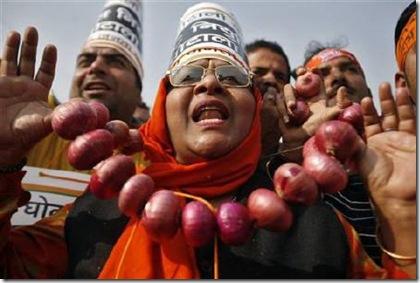 reuters onion protest