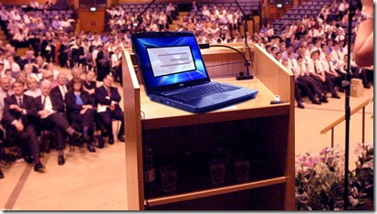 laptop conference