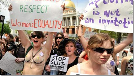 slutwalk usa