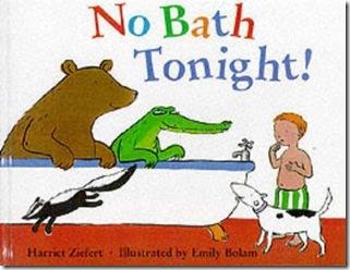 no bath tonight