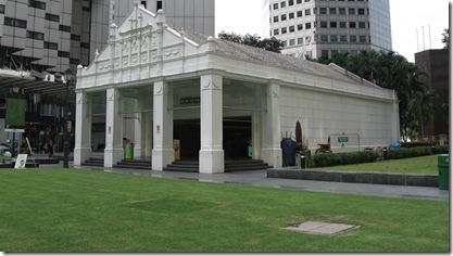 occupy singapore