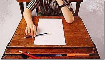 blank sheet exam