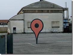 google map cursor