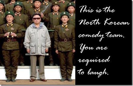 kim jong il comedy