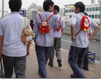 japanese schoolboys