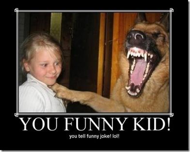 funny-kid-tells-joke-to-dog