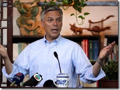 jon huntsman china