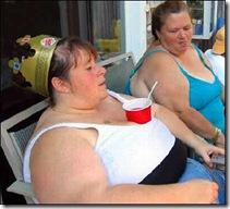 obese ladies
