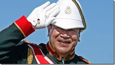 king of tonga pith helmet