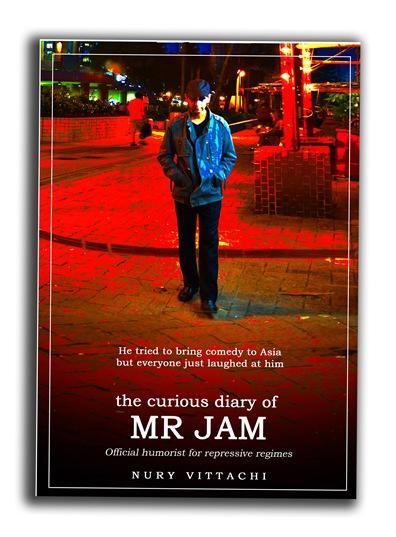 Mr Jam book 2012