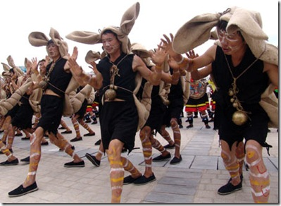 yunnan farmers traditional dance