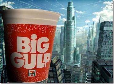 giant big gulp