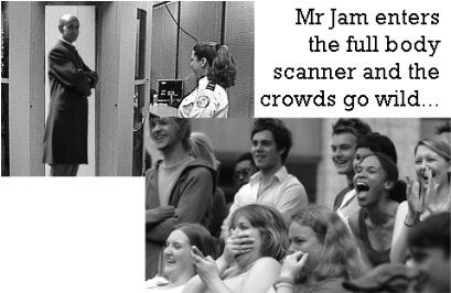 mr jam in scanner