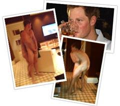 prince harry vegas pics