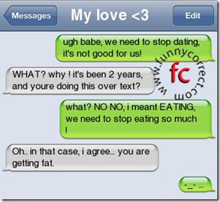 stop eatin