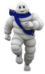 michelin man