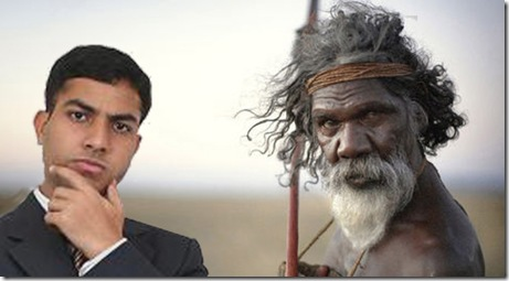 indian meets aboriginal