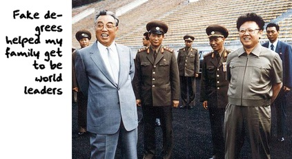 kim il sung and kim jong il