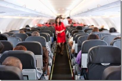 Airplane-seats