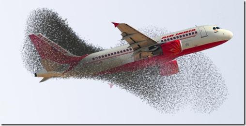 swarm plane