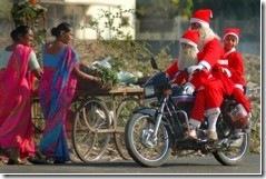 India Xmas