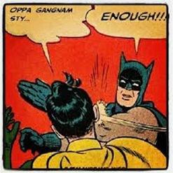 batman gangman style