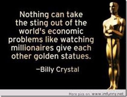 billy crystal on the oscars