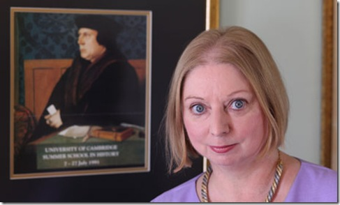 Hilary Mantel 2012