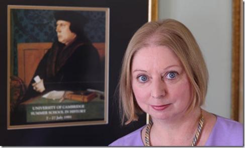 Hilary Mantel 2012
