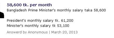 pm salary