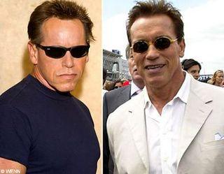 Arnold lookalike