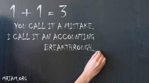 ACCOUNTING BREAKTHROUGH