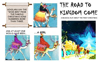 Road to kingdom come front