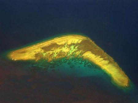 Boomarang island