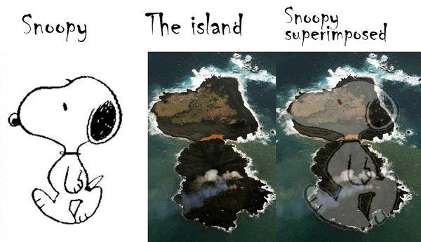 Snoopy island