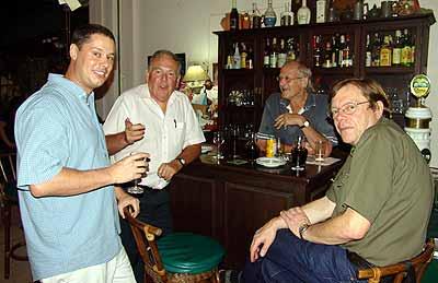 Shawn Crispin, Rodney Tasker, Robert Tilley, Bertil Lintner