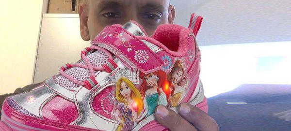 Holding shoe